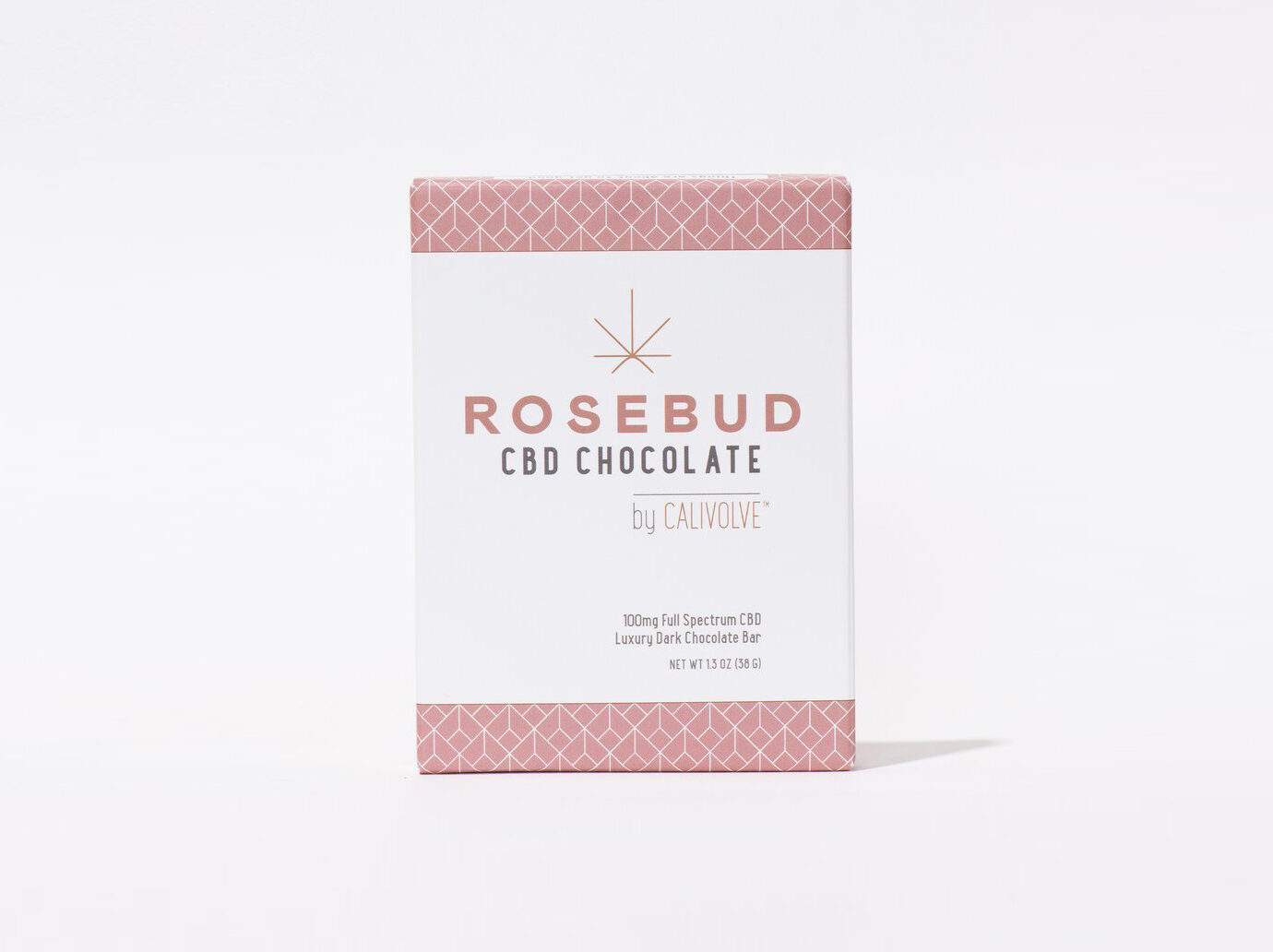 Rosebud X Calivolve CBD Dark Chocolate Bar