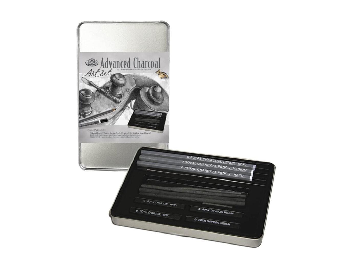 Royal & Langnickel Charcoal Drawing Art Set