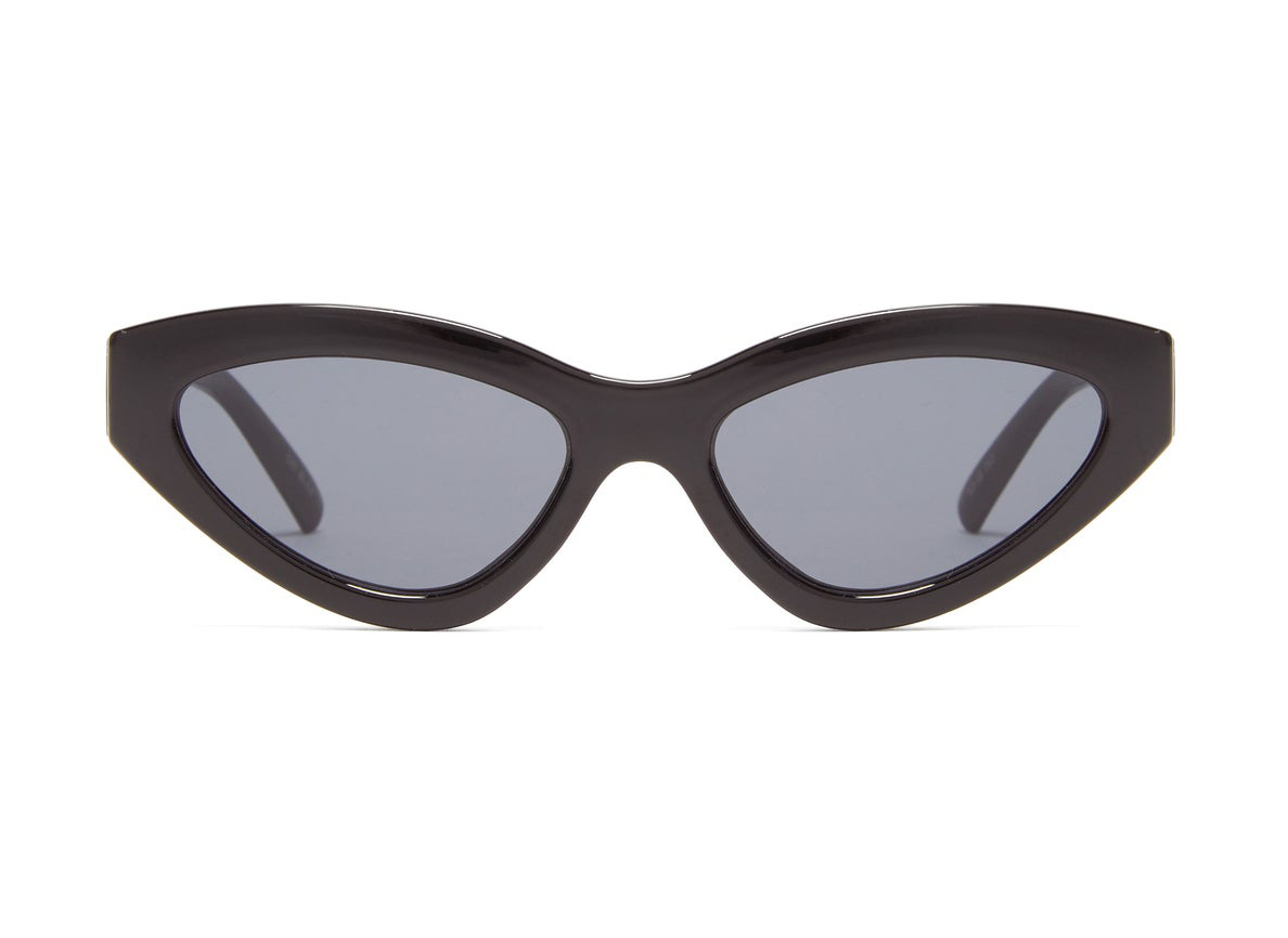 LE SPECS Synthcat cat-eye acetate sunglasses