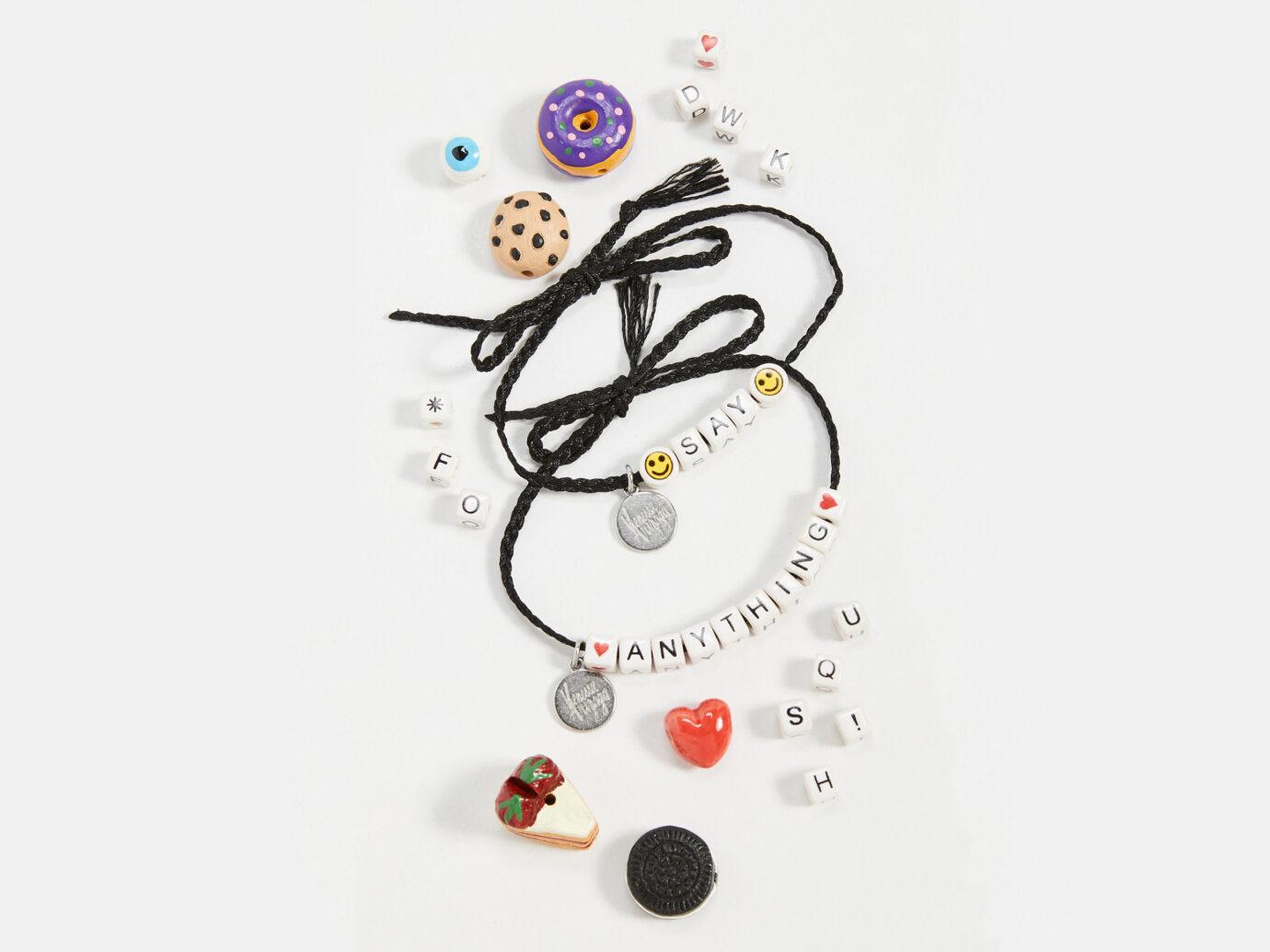 Venessa Arizaga Say Anything DIY Bracelet Kit