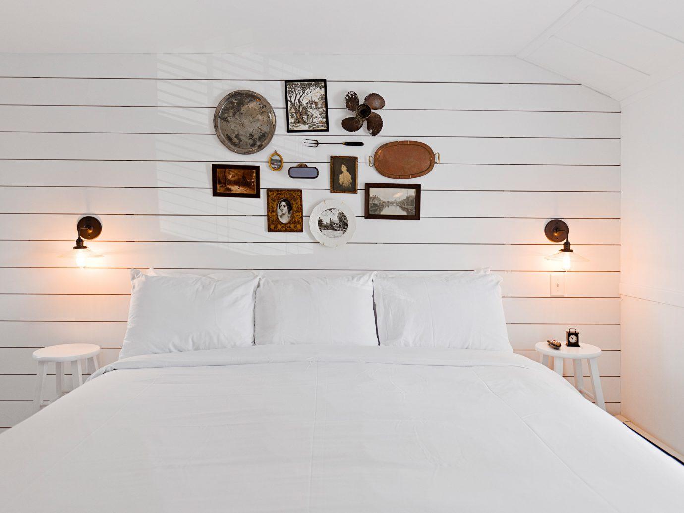Bedroom at Salt House Inn, Massachusetts