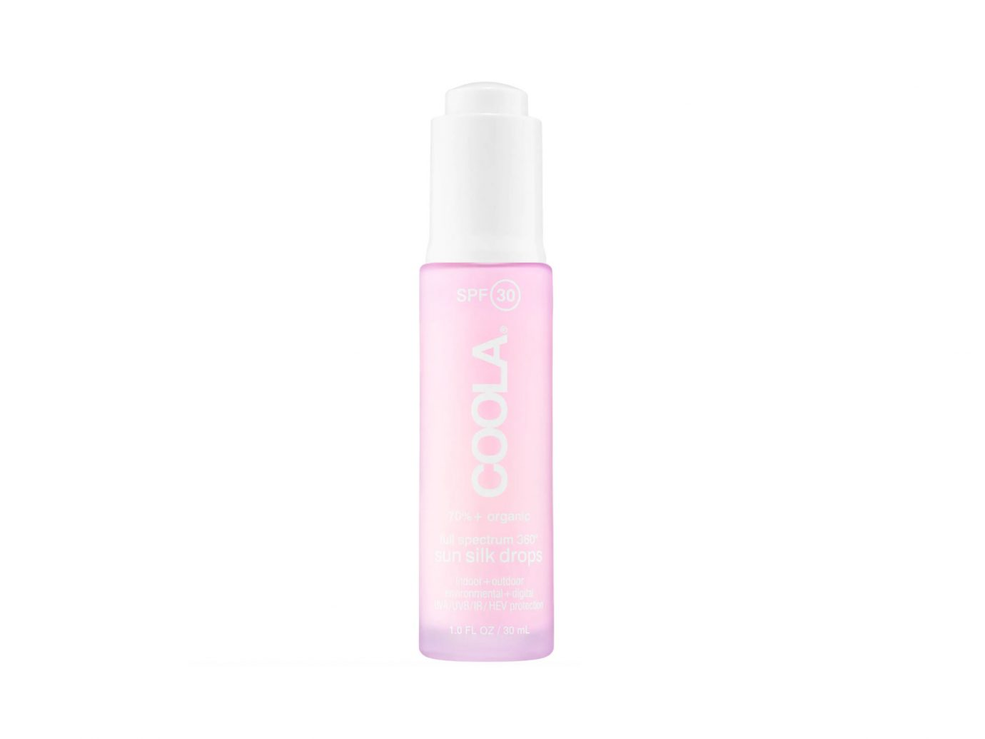 COOLA Full Spectrum 360° Sun Silk Drops SPF 30