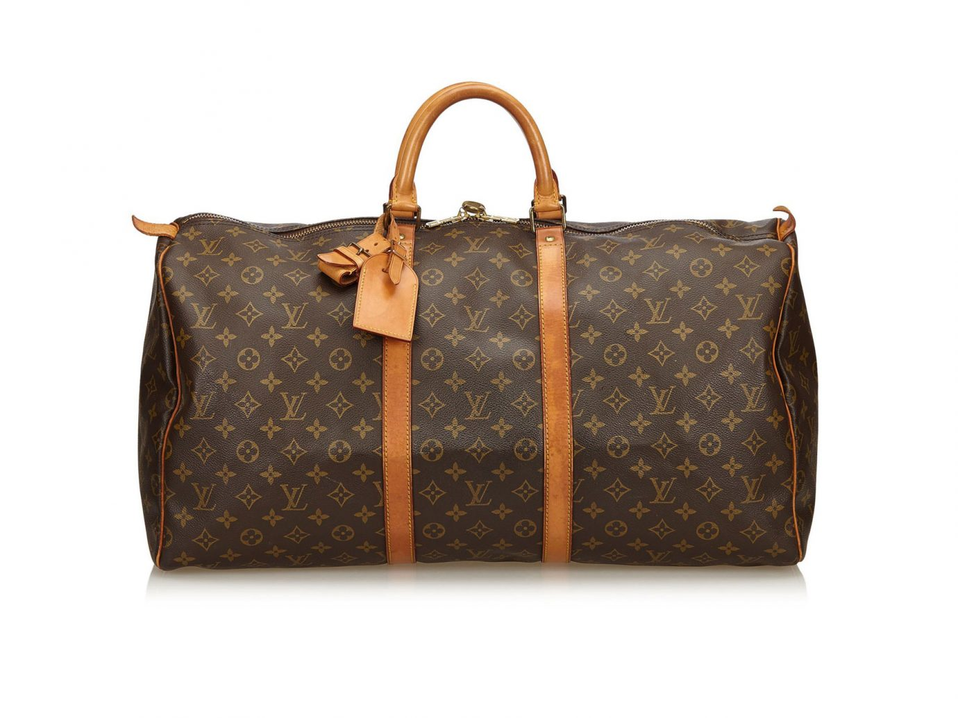 Vintage Louis Vuitton Monogram Keepall 55