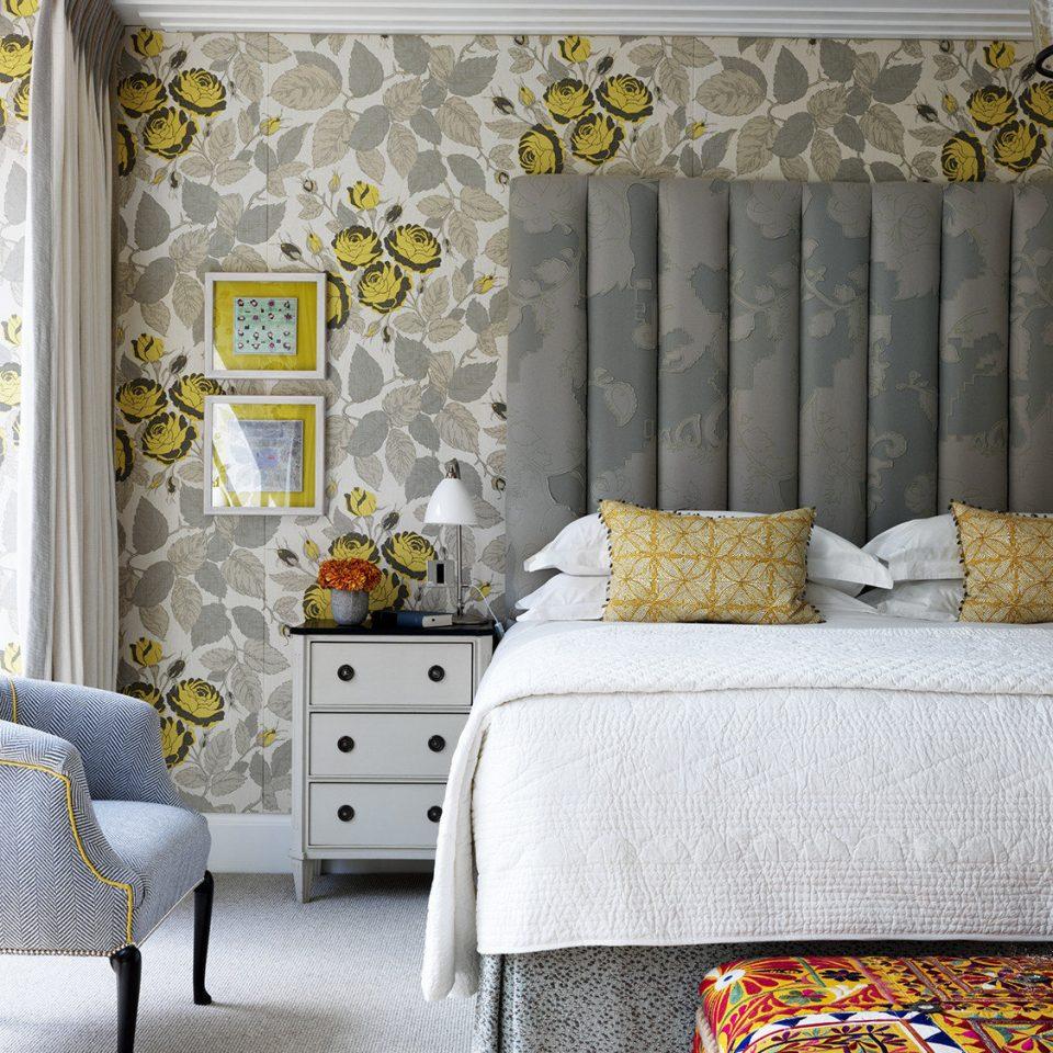 Bedroom at Ham Yard