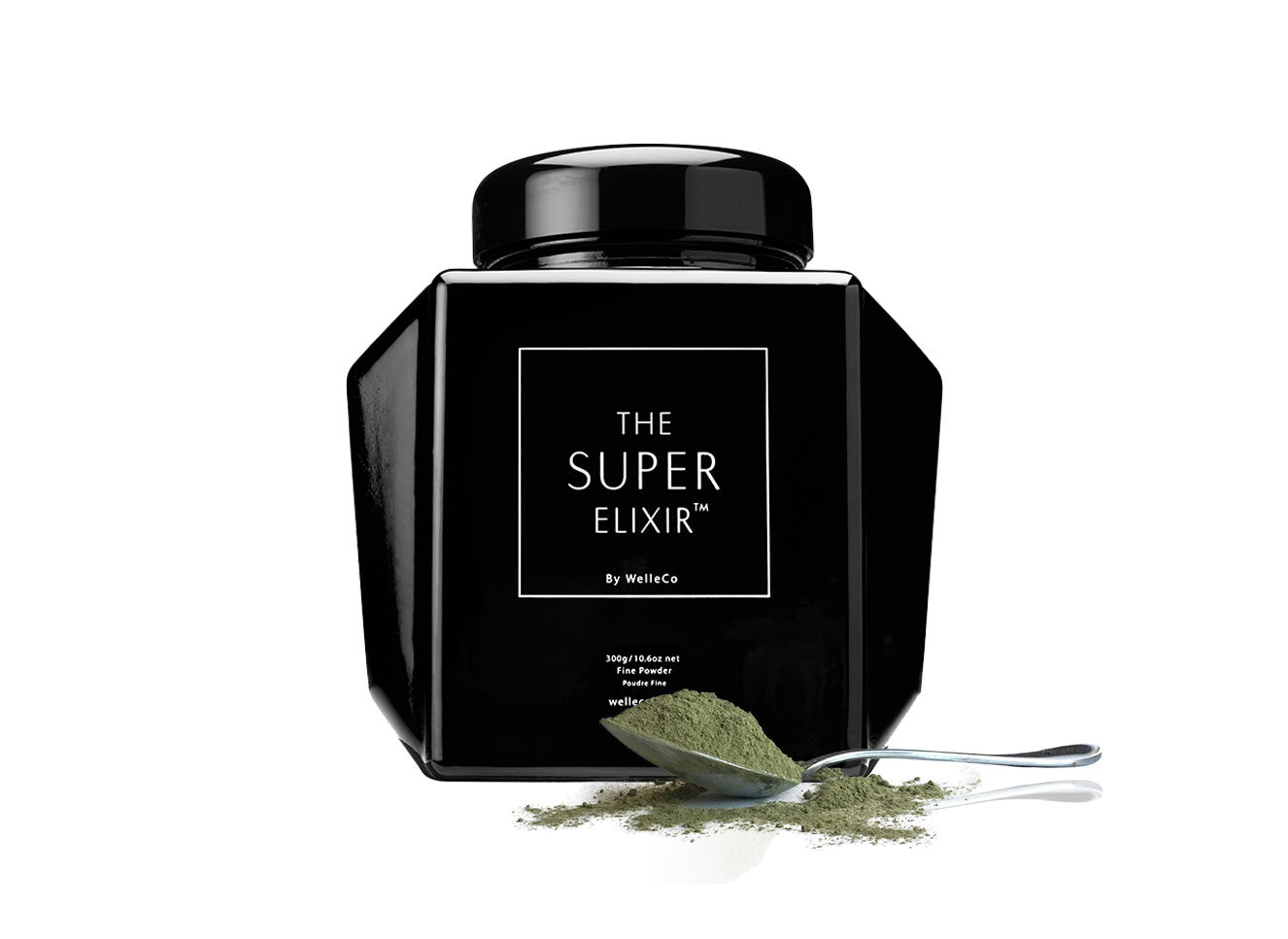 WelleCo Super Elixir Greens Supplement