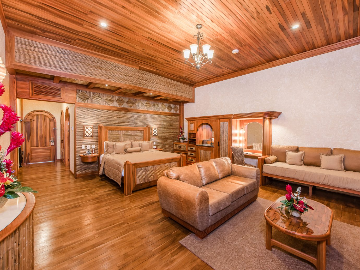 Vista Grande Master Bedroom in The Springs