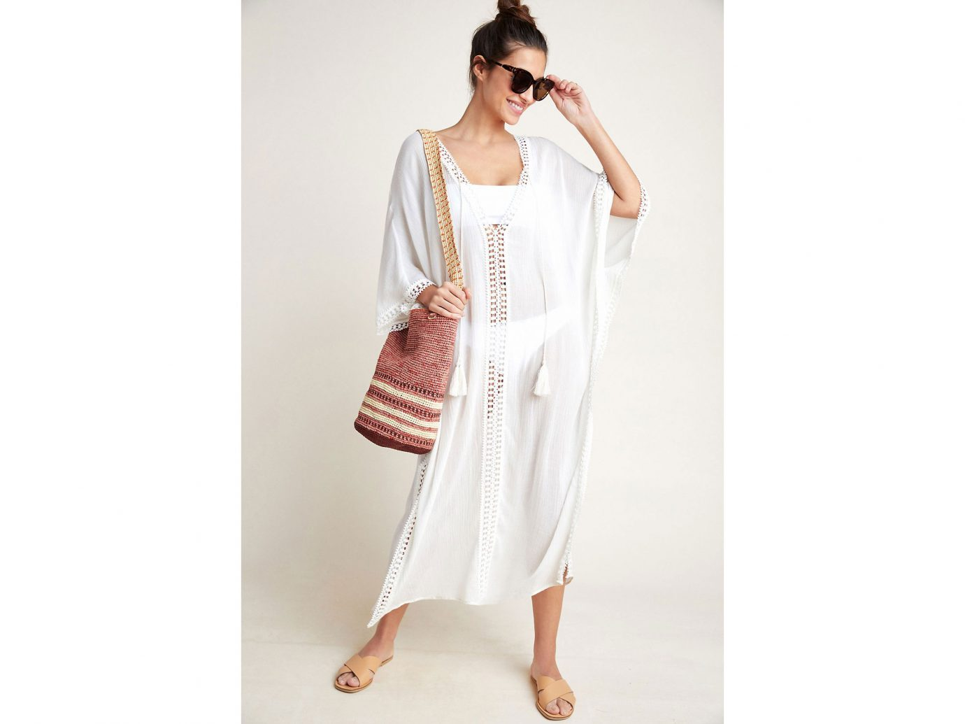 eyelet cover up