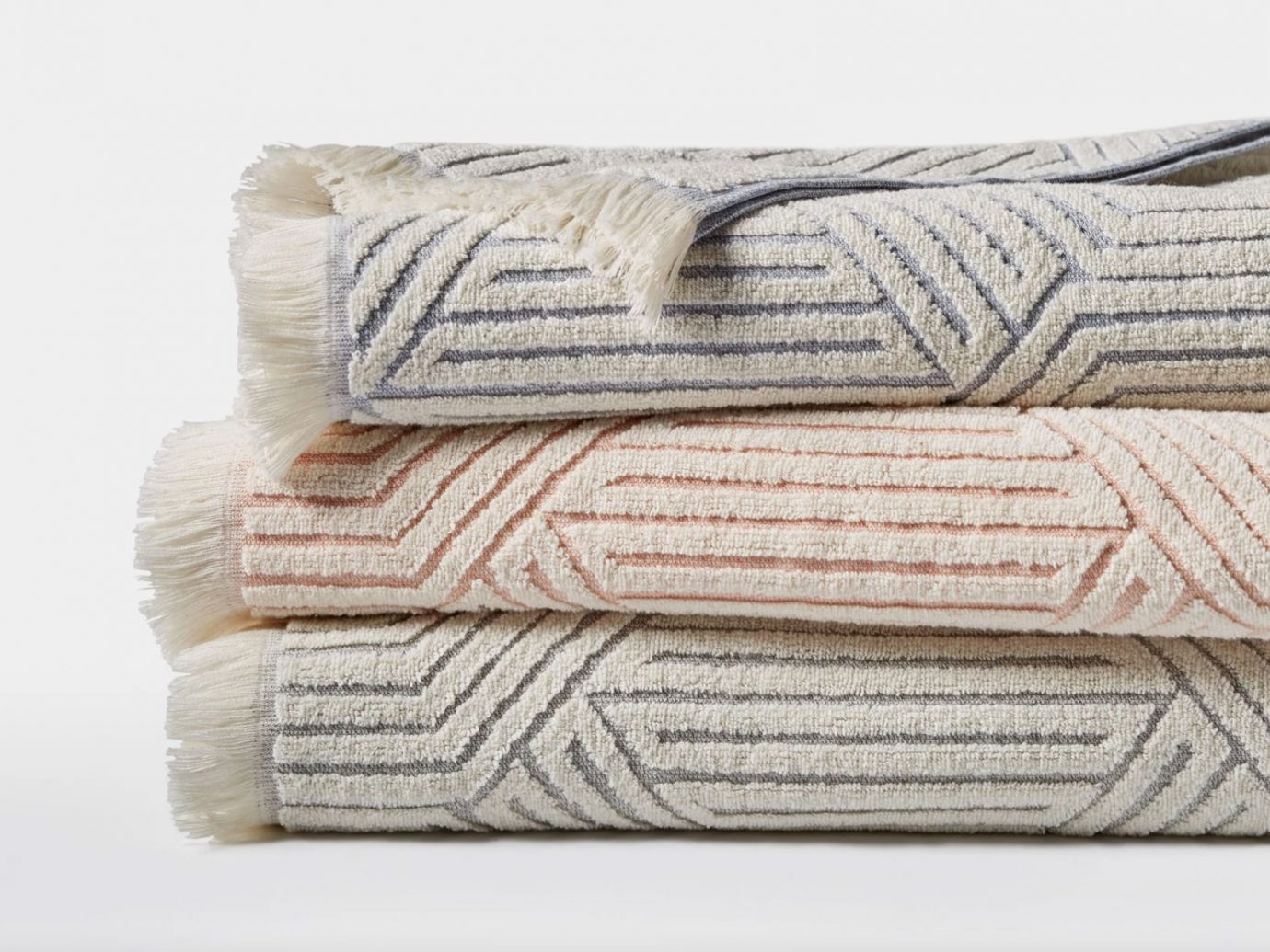 Coyuchi Zuma Organic Beach Towel