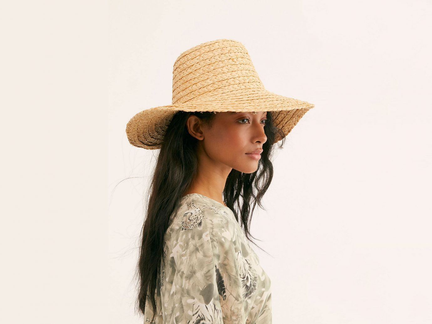 Free People Oceano Straw Hat