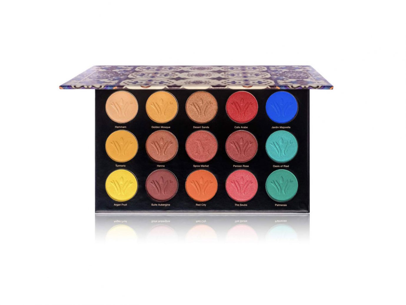 Nomad Marrakesh Medina Intense Eyeshadow Palette