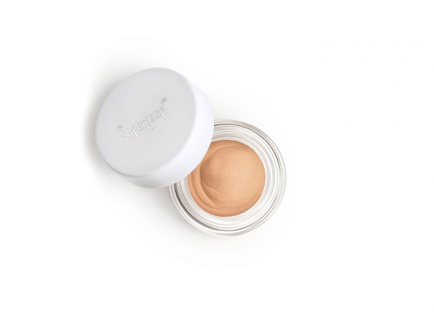 Supergoop! Shimmershade Illuminating Cream Eyeshadow