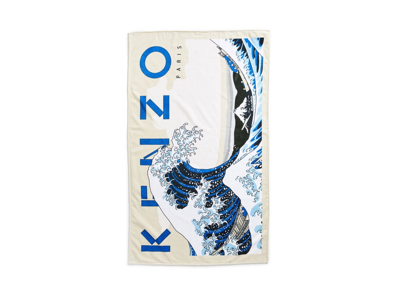 Kenzo Wave Beach Towel