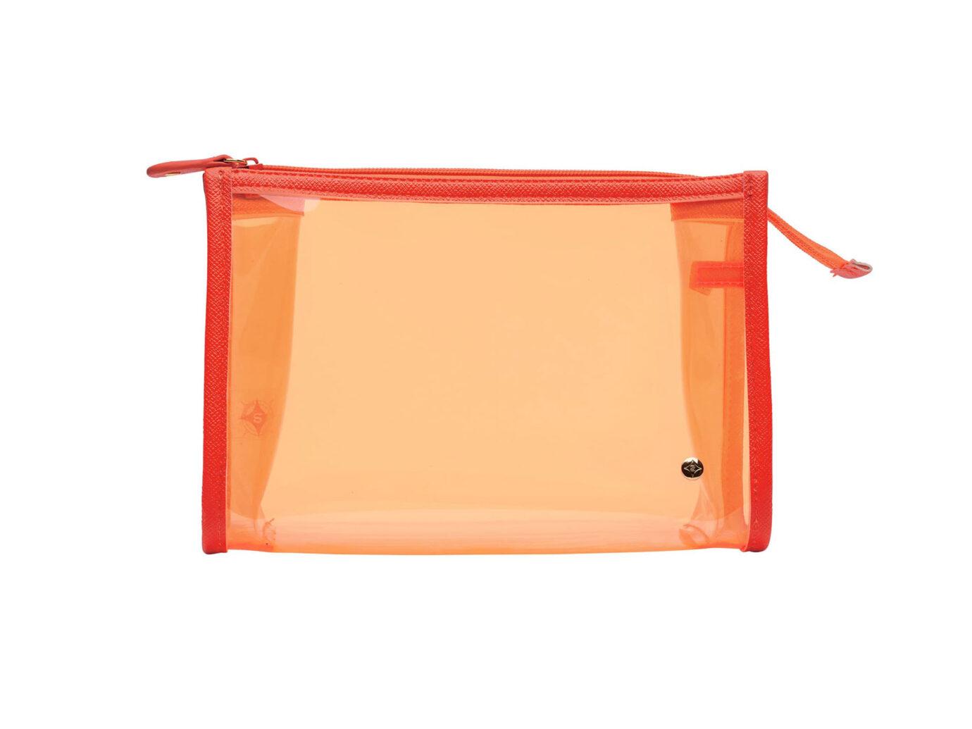 Stephanie Johnson Miami Medium Zip Closure Makeup Bag