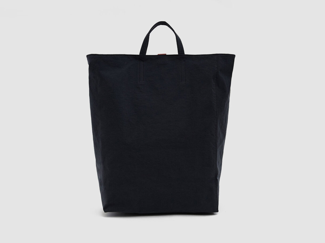 Acne Studios Baker Tote Bag in Black