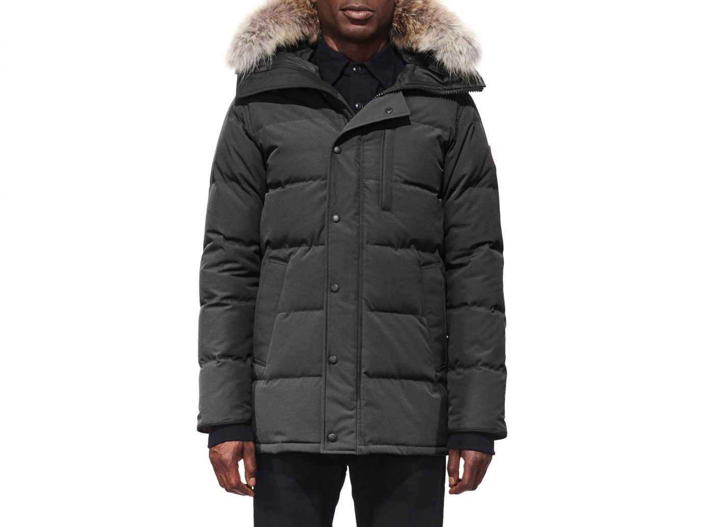 Canada Goose Carson' Slim Fit Hooded Packable Parka