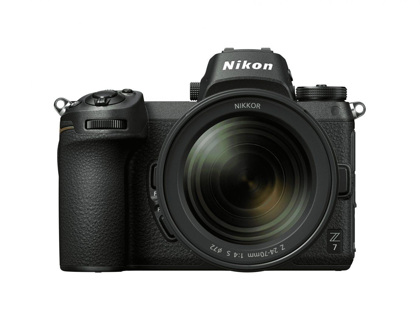 Nikon Z7 mirrorless camera