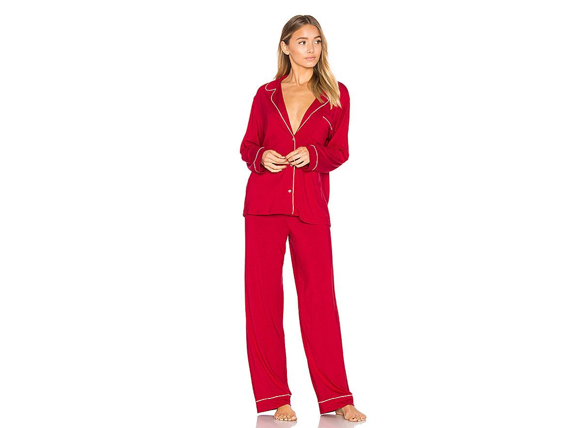 Eberjey Women's Gisele Pajama Sleepwear Set