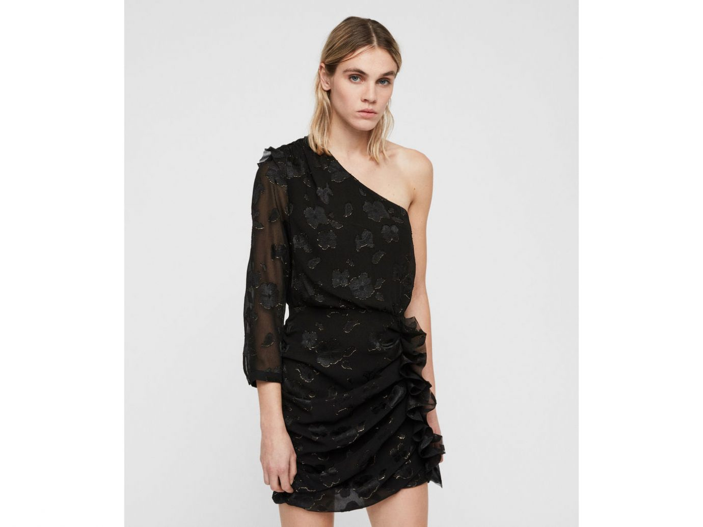 All Saints Maddie Flora Dress