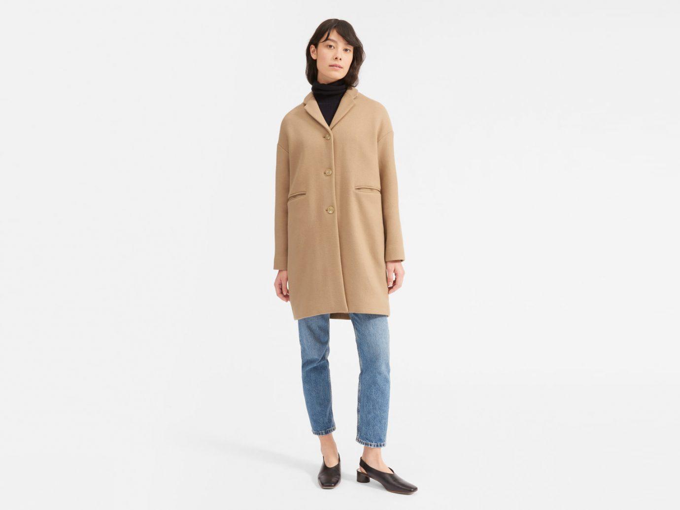 Everlane The Cocoon Coat