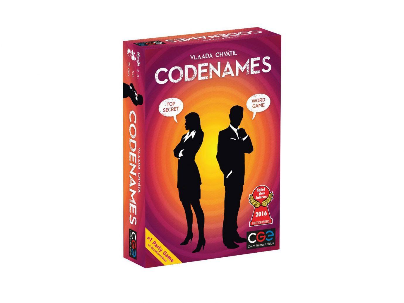 Buy Codenames Game on Amazon