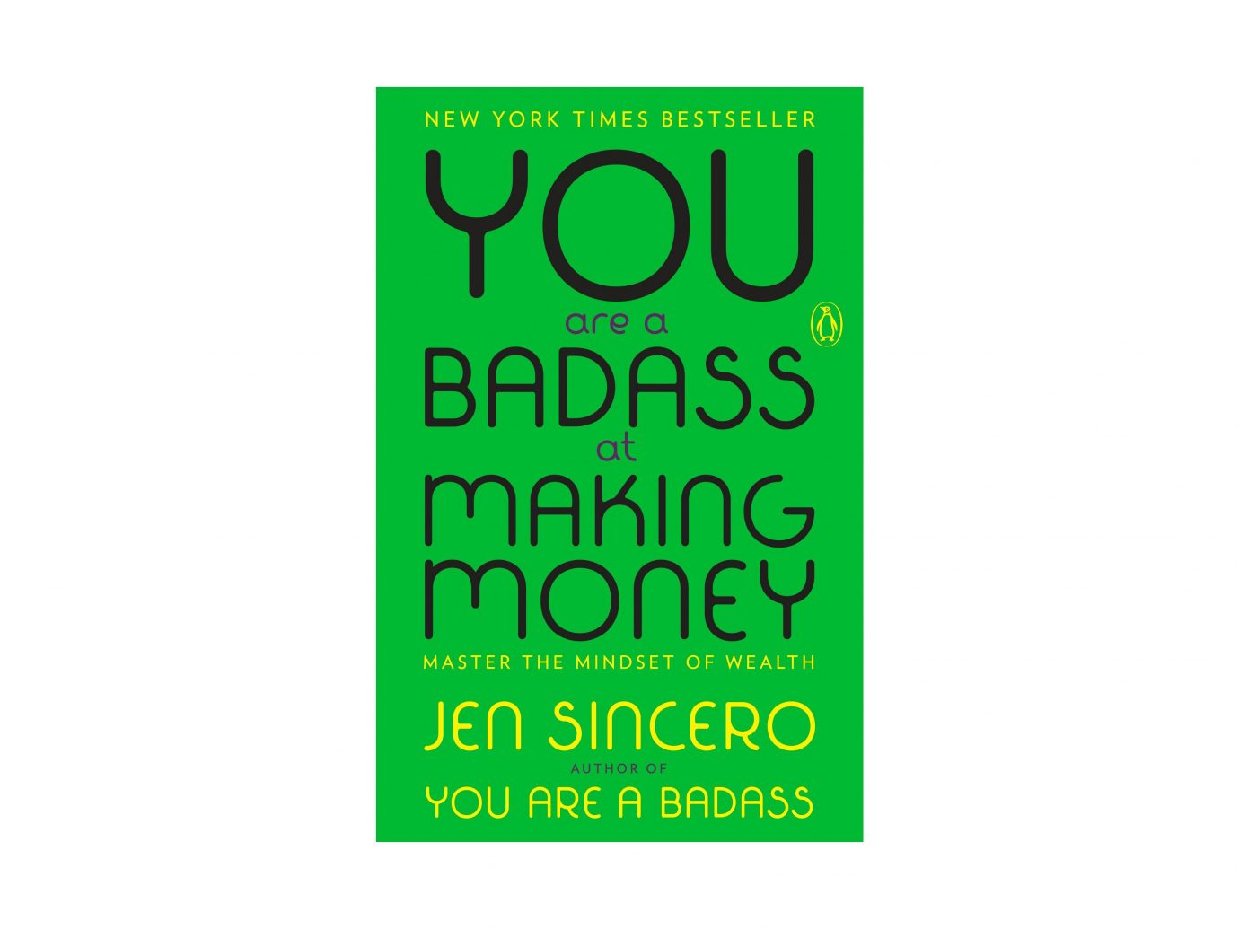 Buy The Book You Are a Badass at Making Money: Master the Mindset of Wealth on Amazon