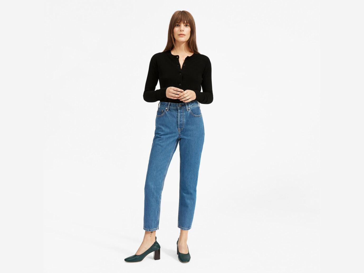 Everlane '90s Cheeky Straight Jean