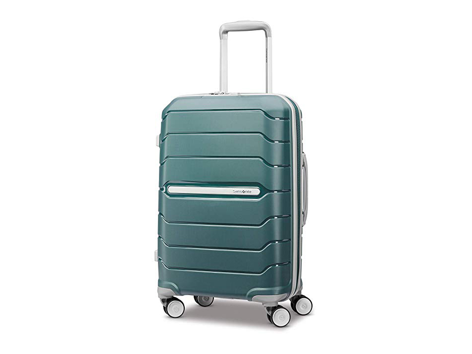 Samsonite Freeform 21-Inch Carry-On Spinner Suitcase