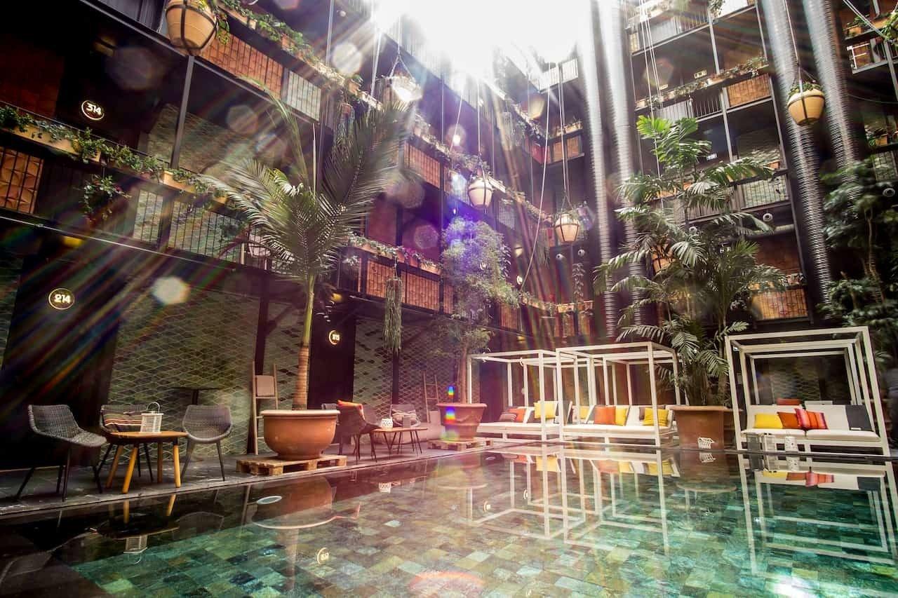 Boutique Hotels Copenhagen Denmark Hotels tree mixed use City condominium