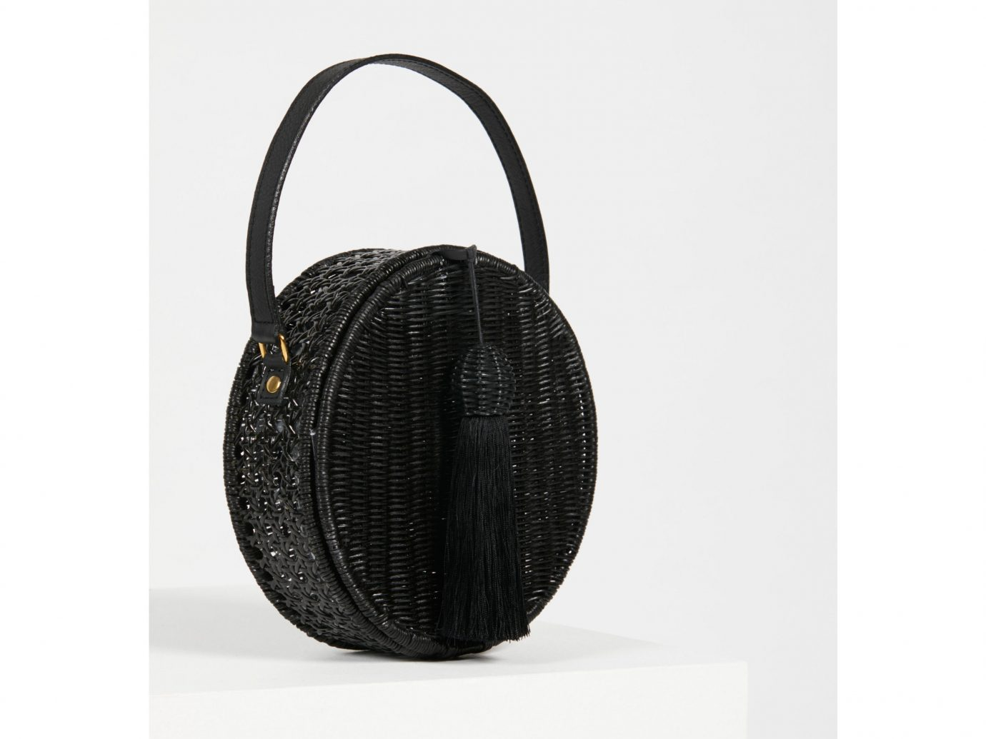 Style + Design bag handbag product black product design shoulder bag leather audio equipment audio