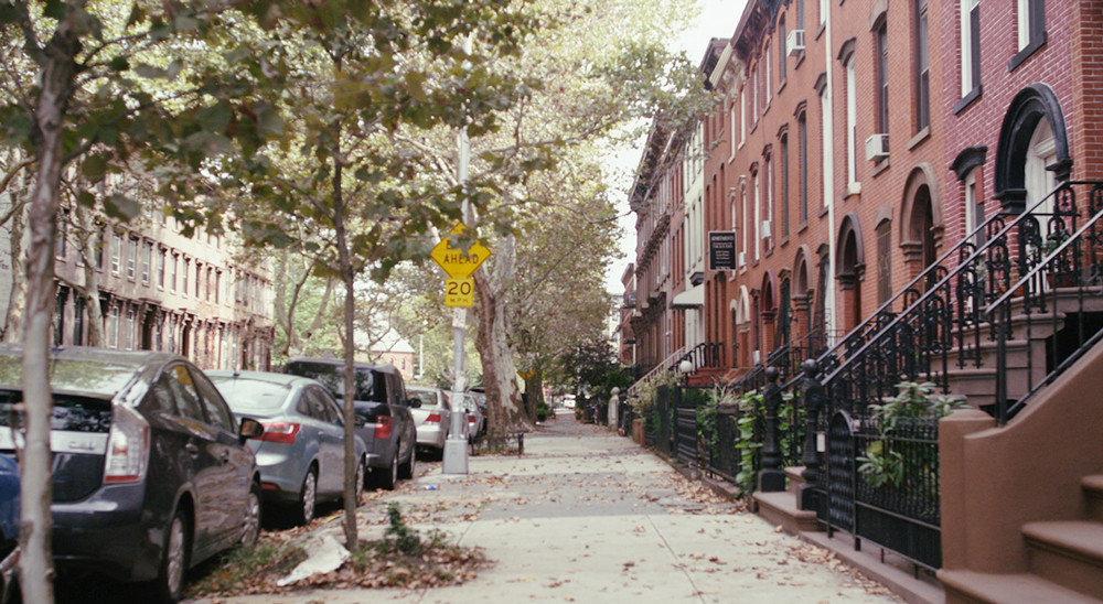 Offbeat outdoor road Town street neighbourhood lane way City human settlement residential area alley Downtown infrastructure waterway pedestrian sidewalk Village