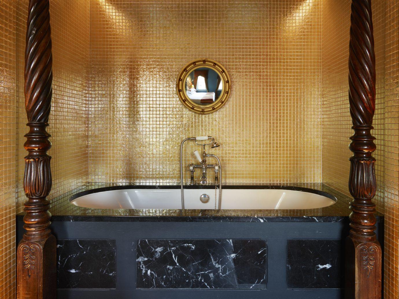 Boutique Hotels Hotels indoor room interior design furniture flooring bathroom wood floor ceiling sink tile