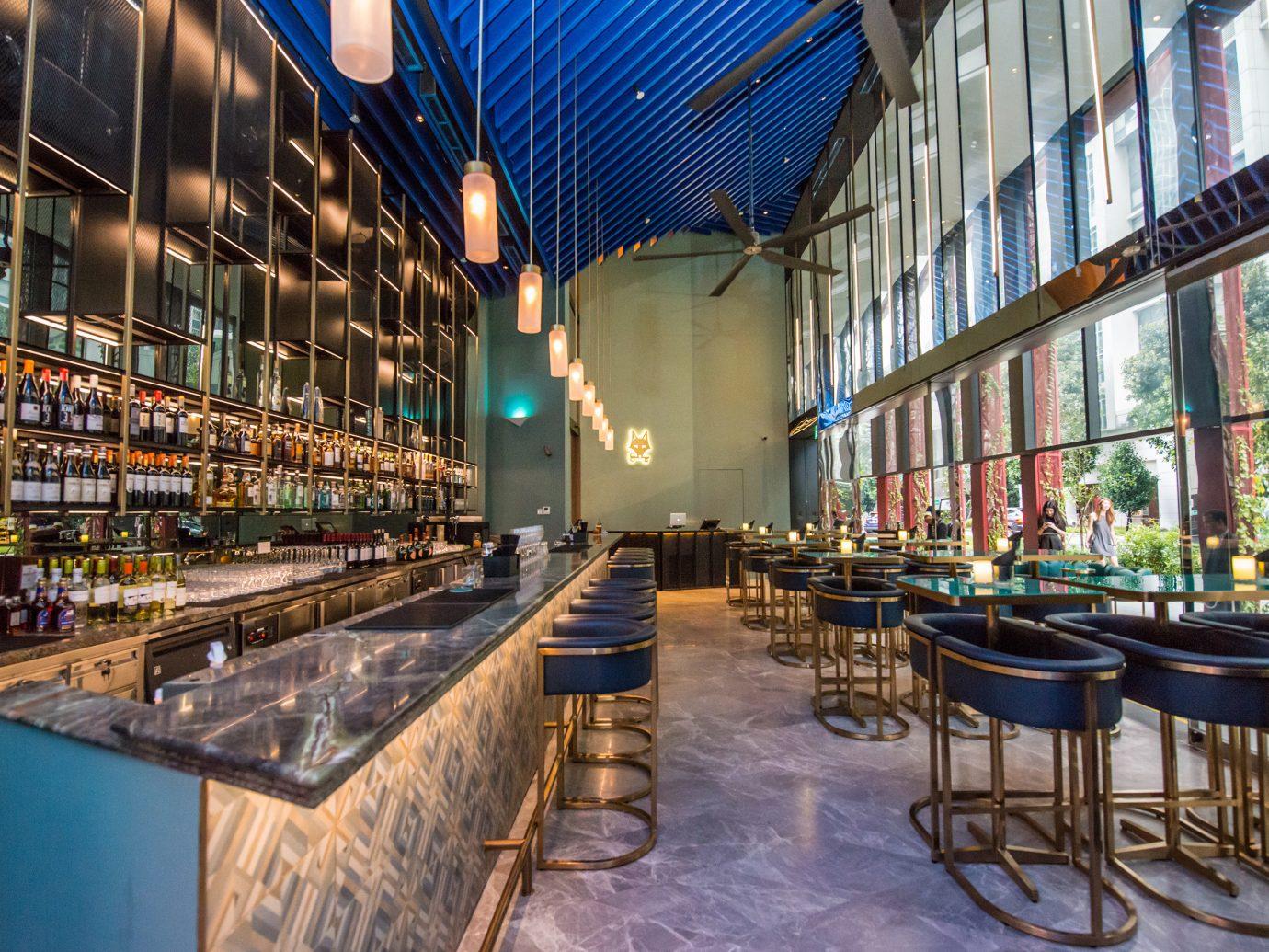 Hotels building restaurant Bar interior design convention center