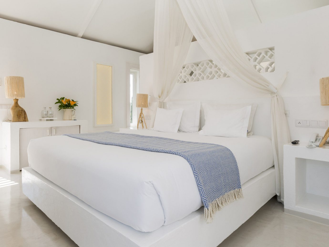 Boutique Hotels Health + Wellness Hotels Luxury Travel Romance Secret Getaways Spa Retreats Trip Ideas indoor wall floor bed frame room property Suite Bedroom interior design mattress bed home furniture real estate bed sheet hotel estate interior designer comfort ceiling product