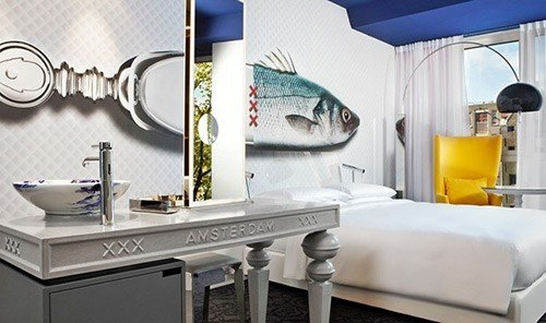 Hotels indoor wall floor room interior design home furniture