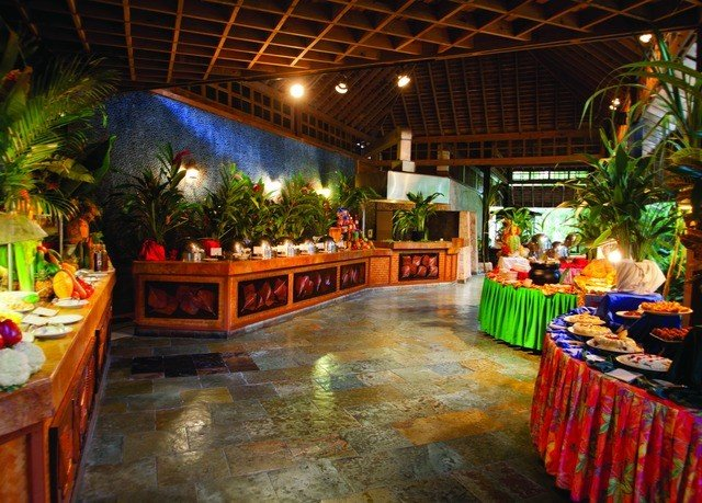 All-Inclusive Resorts caribbean Hotels floor meal Resort restaurant floristry Bar Lobby estate colorful function hall colored