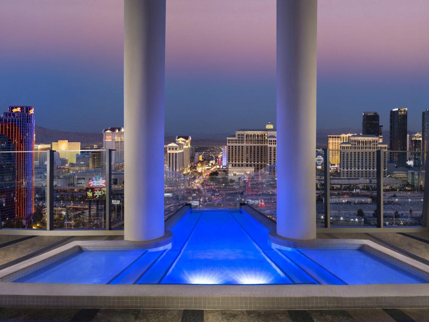 Pool in the Sky Villa, Palms Casino Resort in Las Vegas
