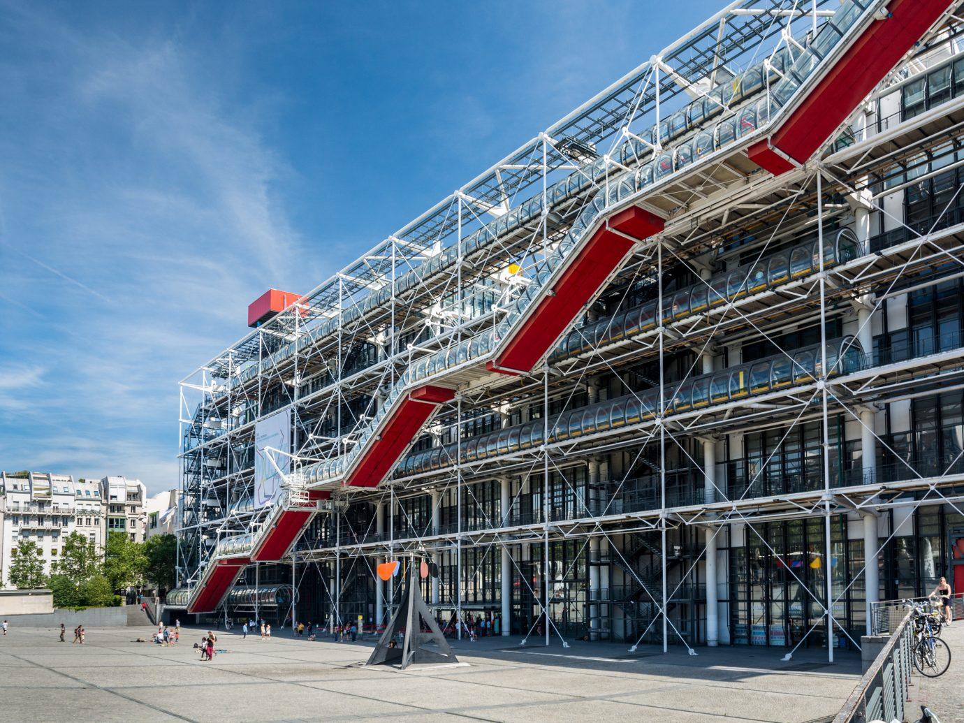 Centre Pompidou in France
