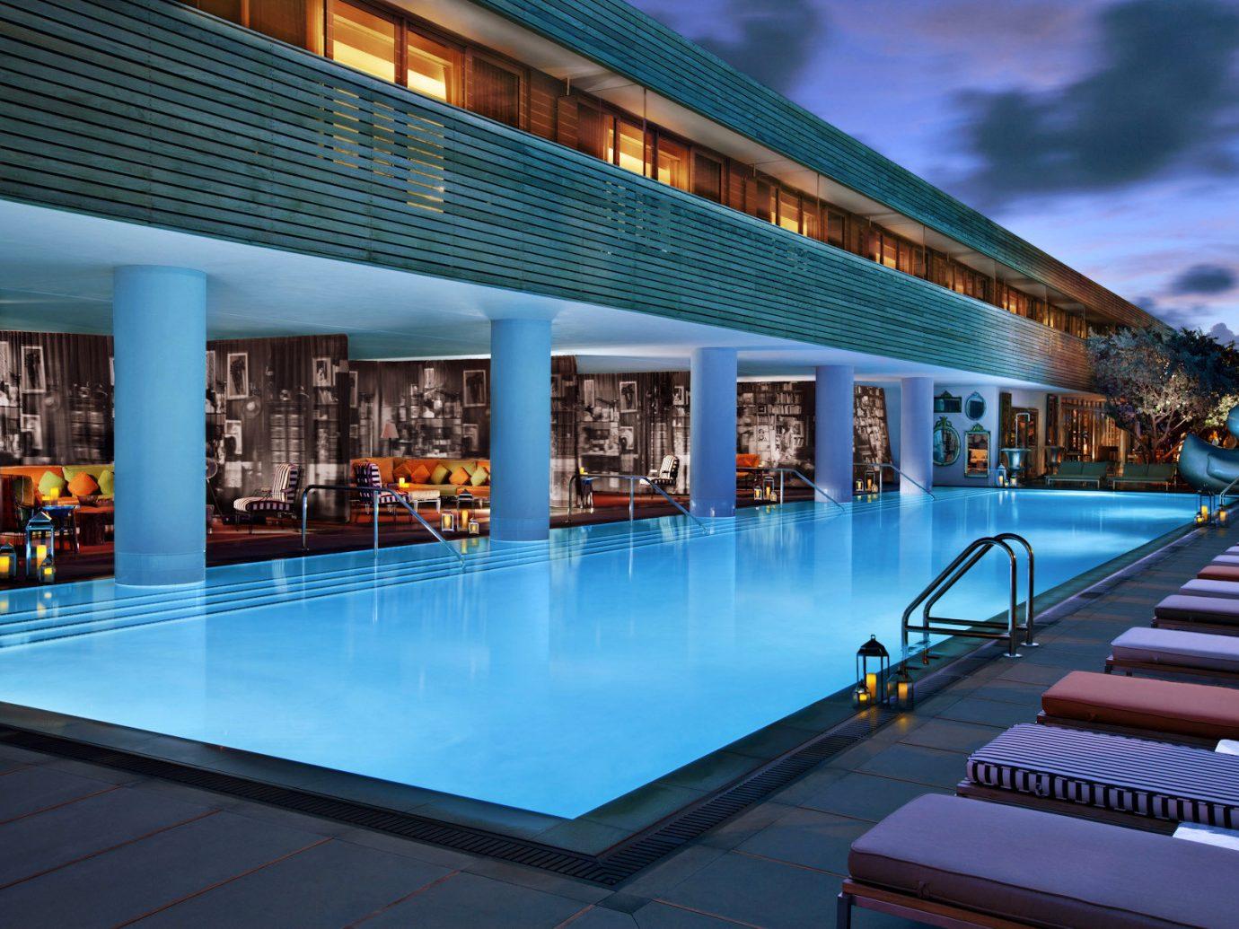 Beach Trip Ideas leisure swimming pool Pool estate Resort interior design