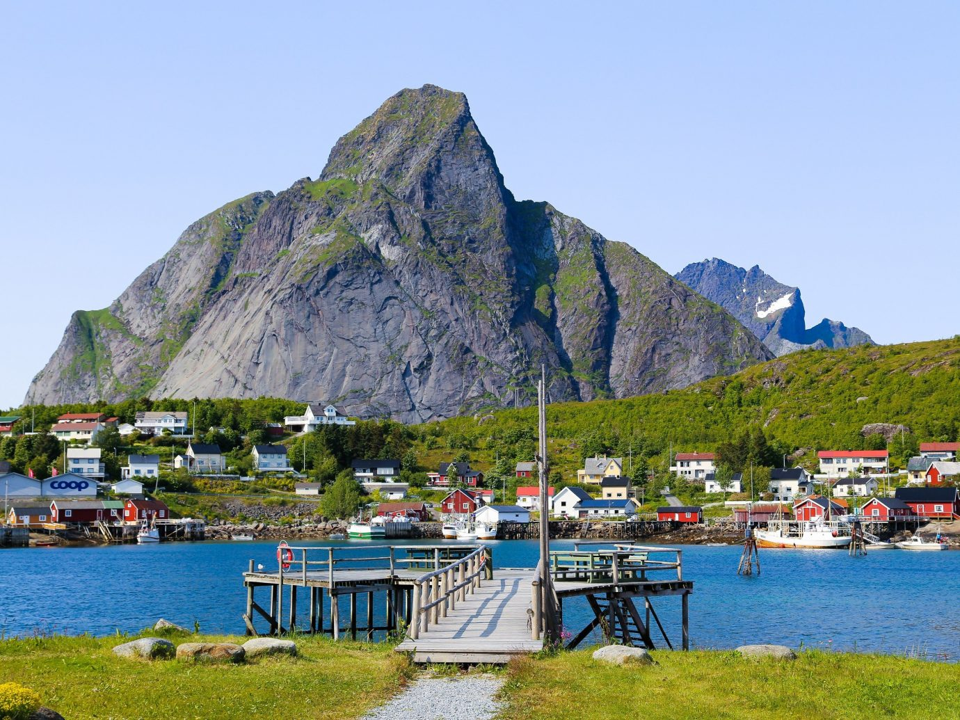 Adventure Luxury Travel Norway Oslo Outdoor Activities Trip Ideas mountain outdoor water sky landform geographical feature Sea vacation Coast tourism bay fjord Island Beach Lake cape