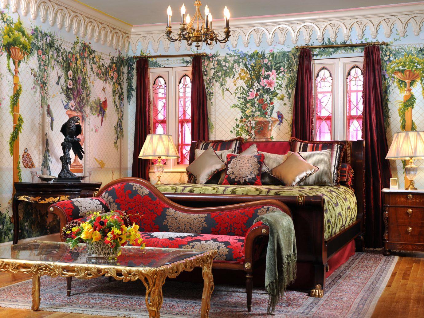 Bedroom at The Villa Casa Casuarina