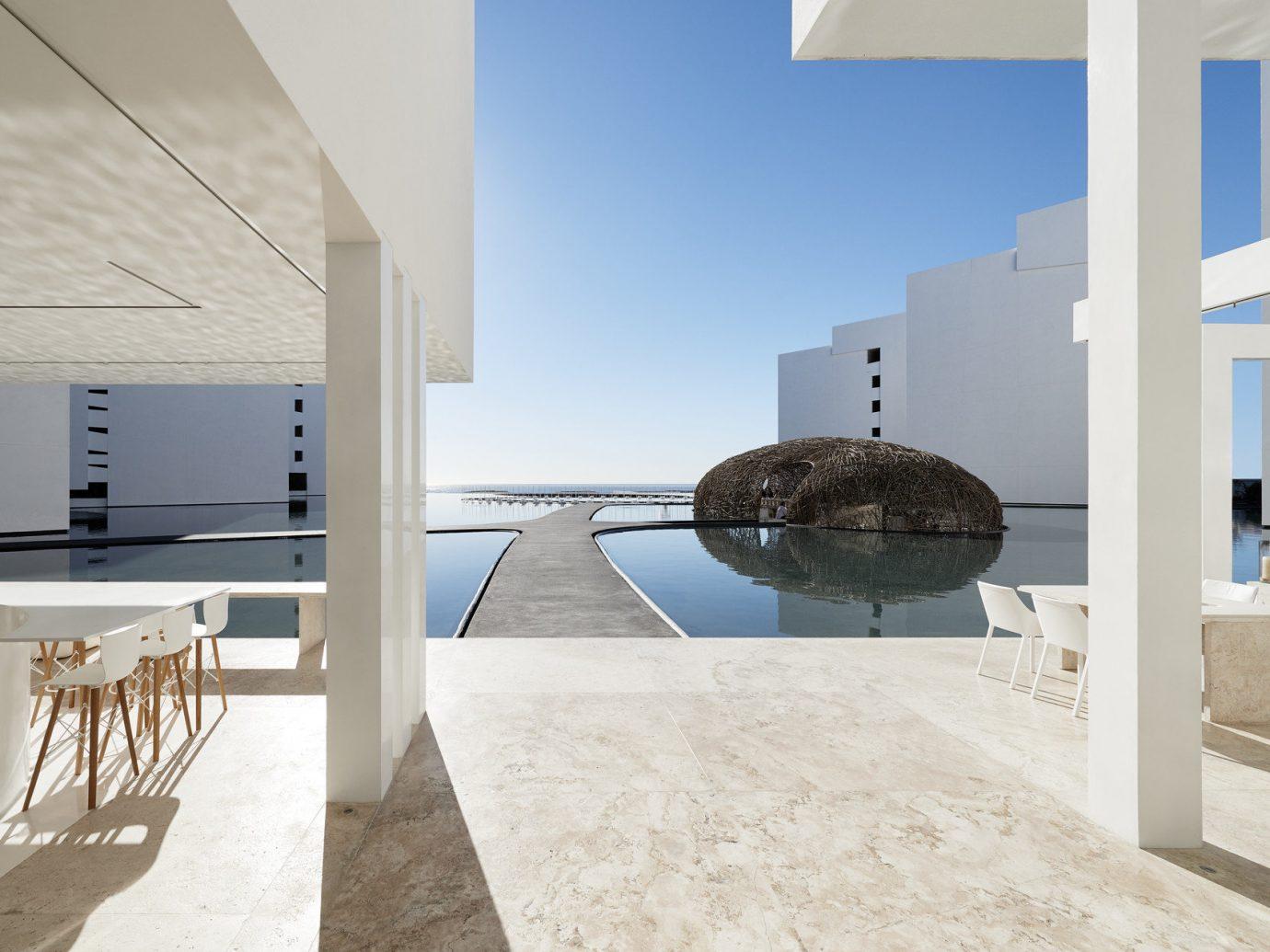 Pool view at Viceroy Los Cabos