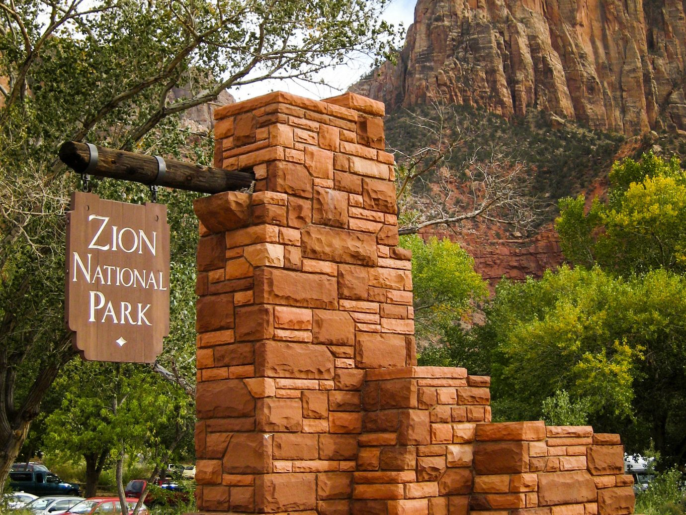 National Parks Outdoors + Adventure Trip Ideas outdoor tree wall rock ancient history monument material arch stone