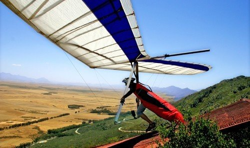 Outdoors + Adventure sky outdoor gliding air sports Adventure sports glider ultralight aviation windsports aircraft recreation outdoor recreation wing wind flight
