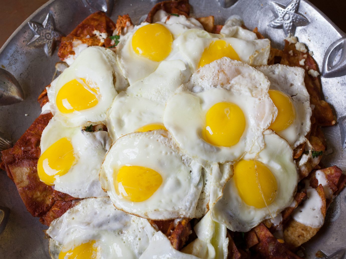 Food + Drink fried egg food dish ice meal bacon and eggs indoor plate breakfast shirred egg cream meat brunch egg produce cuisine full breakfast poached egg animal source foods dessert