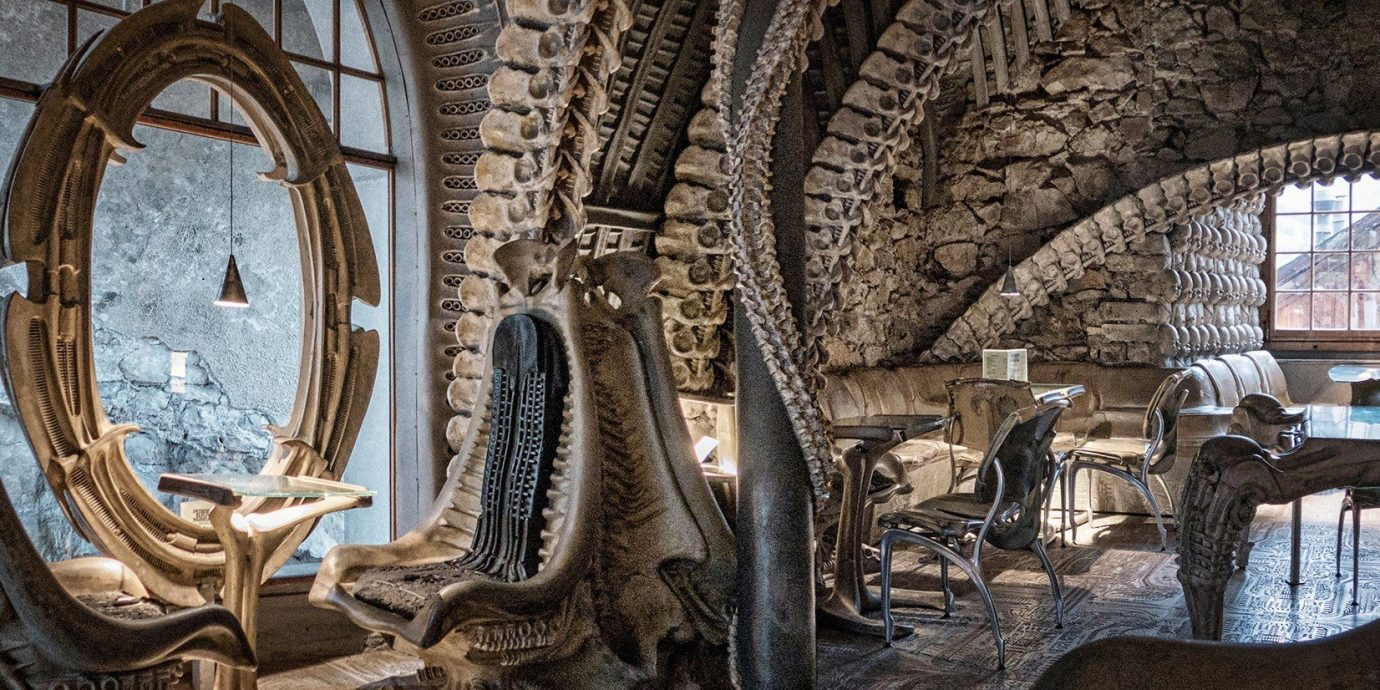 Offbeat chair building ancient history estate arch wood mansion place of worship palace middle ages cathedral sculpture tourist attraction chapel stone
