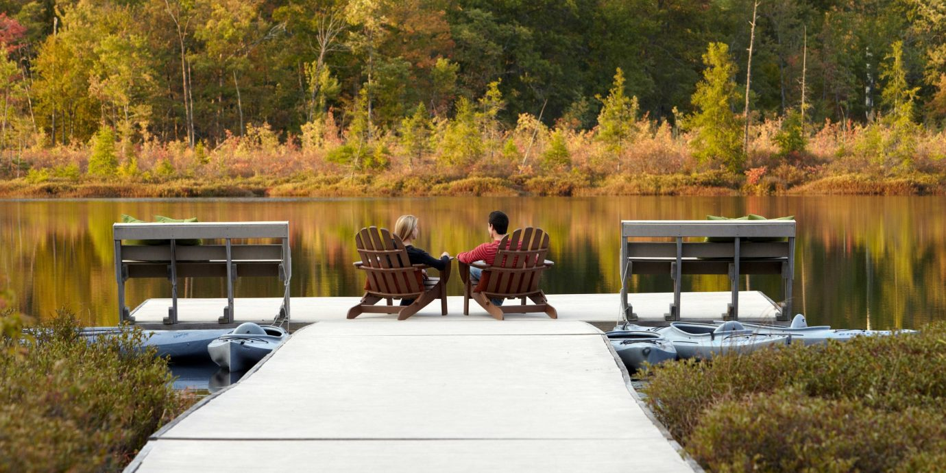 Romance Trip Ideas Weekend Getaways tree outdoor water grass River wilderness Lake park season pond vehicle waterway Boat reflection autumn overlooking
