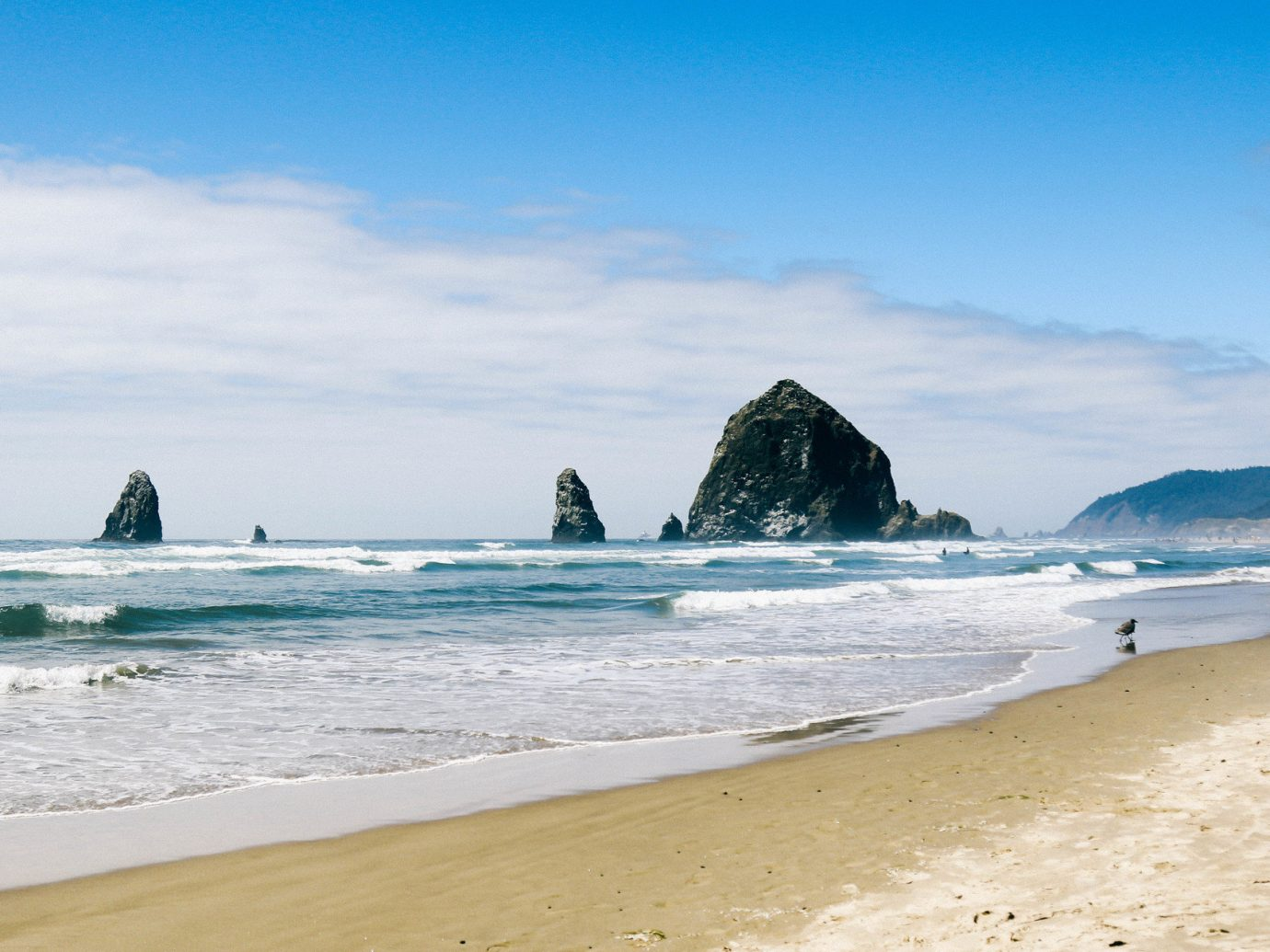 Jetsetter Guides Road Trips sky water outdoor Beach Nature Coast shore Ocean Sea body of water wind wave wave horizon vacation sand bay cape terrain sandy day
