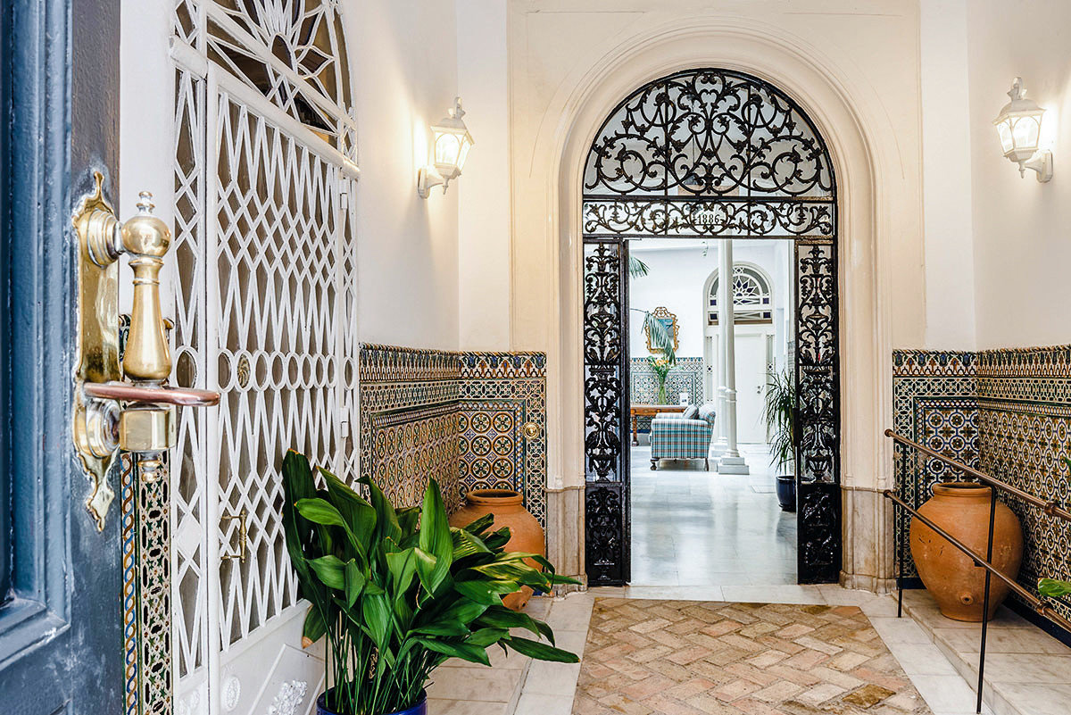 Trip Ideas window indoor interior design Architecture room home wall estate real estate arch door apartment ceiling house facade hall Lobby flooring decorated furniture