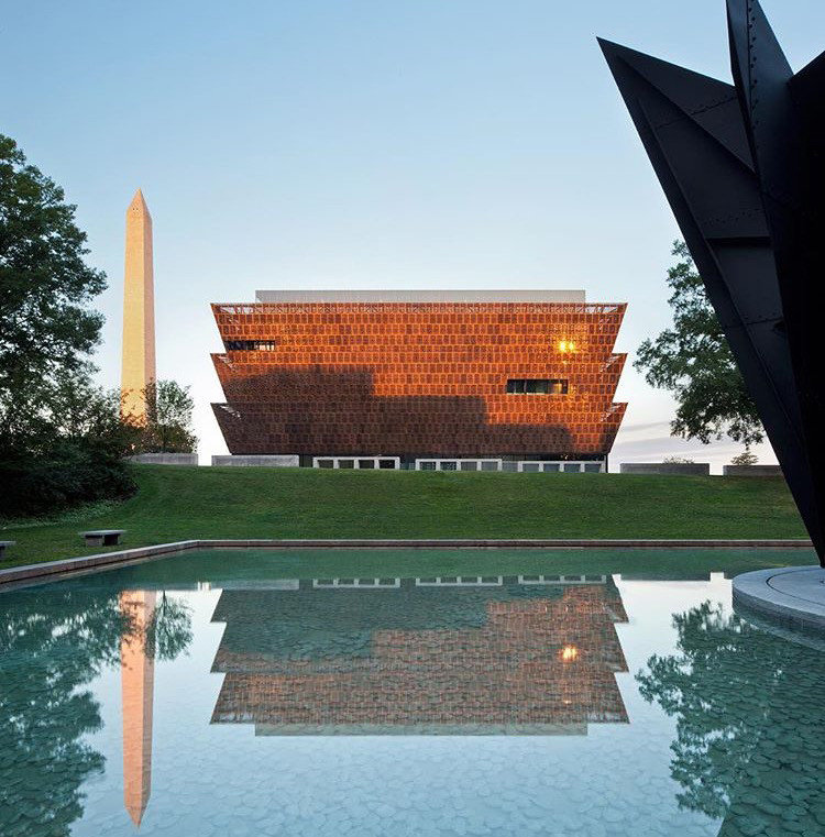 Arts + Culture outdoor sky tree landmark building Architecture house reflecting pool facade memorial reflection