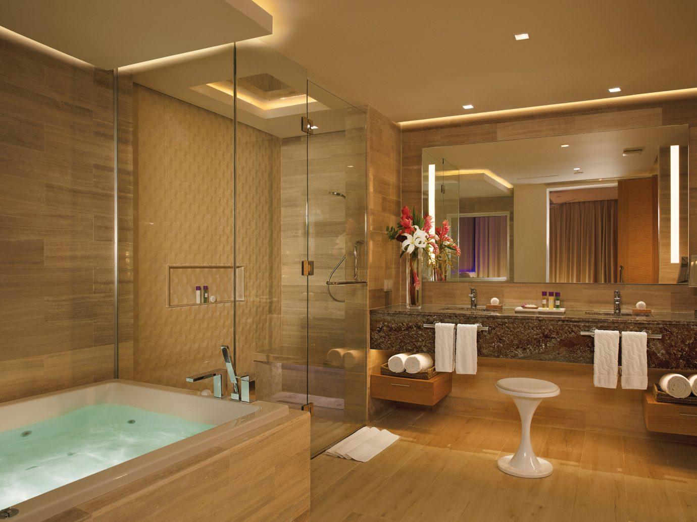 bathroom at Breathless Montego Bay Resort & Spa, Jamaica